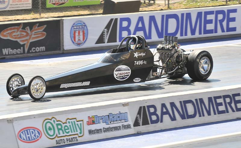 Complete Junior Comp Dragsters