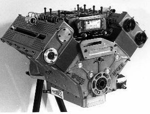 McGee Quad Cam Engine